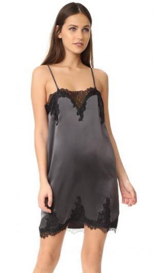 Платье Raina CAMI NYC. Цвет: синевато-серый