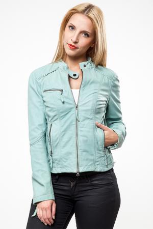 Куртка Cruse. Цвет: зеленый