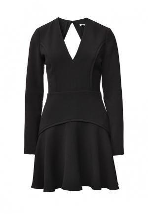 Платье Finders Keepers. Цвет: черный