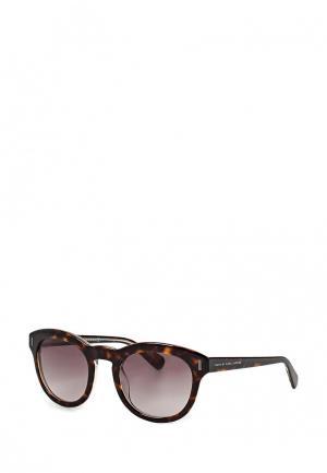 Очки солнцезащитные Marc by Jacobs. Цвет: коричневый