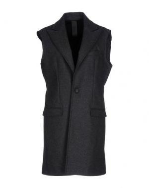 Пальто IMB I'M BRIAN. Цвет: серый