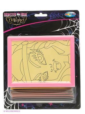 Набор Создай картинку Monster High Centrum. Цвет: желтый