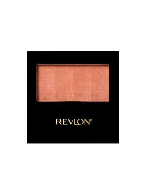 Румяна для лица Powder Blush, Melon drama 007 Revlon. Цвет: розовый