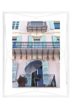 Рамка для фотографий 13х18 UMBRA. Цвет: белый