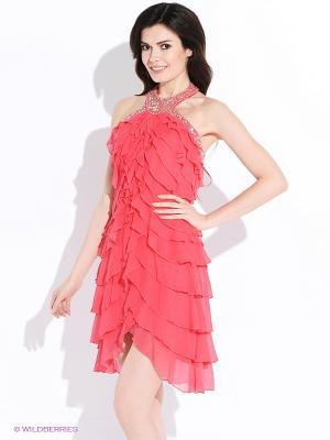 Платье X'Zotic. Цвет: розовый
