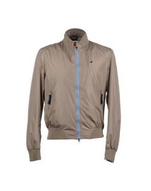 Куртка BROOKSFIELD. Цвет: хаки