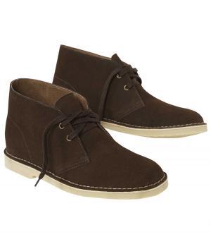Ботинки Ранчо AFM. Цвет: коричневыи