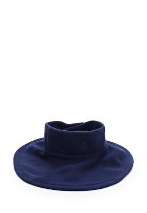 Воротник Button Blue. Цвет: синий