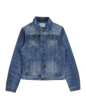 Джинсовая верхняя одежда SCOTCH & SHRUNK. Цвет: синий