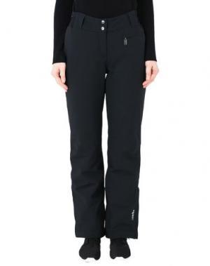 Лыжные брюки RH+. Цвет: черный