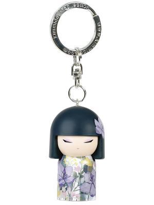 Брелок-талисман Нацуко (Благословенный) Kimmidoll. Цвет: фиолетовый