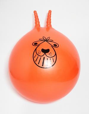 Wild & Wolf Большой прыгающий шарик. Цвет: мульти