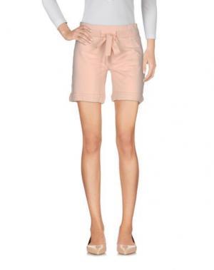 Повседневные шорты CONTE OF FLORENCE. Цвет: розовый