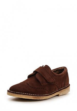 Туфли Barritos. Цвет: коричневый