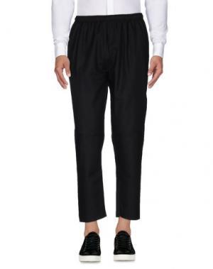 Повседневные брюки ANERKJENDT. Цвет: черный