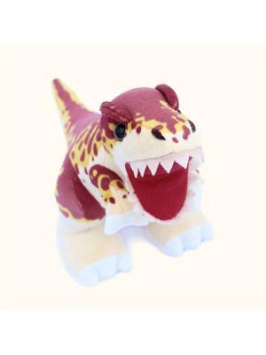 Мягкая игрушка Динозавр Тираннозавр Malvina. Цвет: белый, зеленый