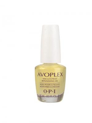 Opi Восстанавливающее масло для ногтей и кутикулы Avoplex Nail & Cuticle Replenishing Oil, 15 мл. Цвет: прозрачный