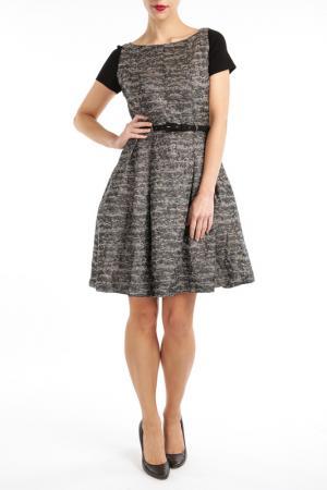 Платье Mariella Burani. Цвет: мультицвет