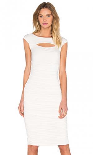 Платье accona desert Bailey 44. Цвет: кремовый