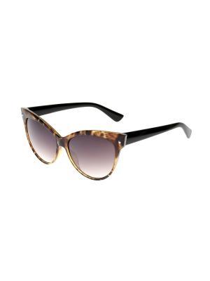 Солнцезащитные очки Olere. Цвет: коричневый, черный