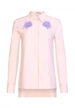 Блуза Ksenia Knyazeva. Цвет: бежевый
