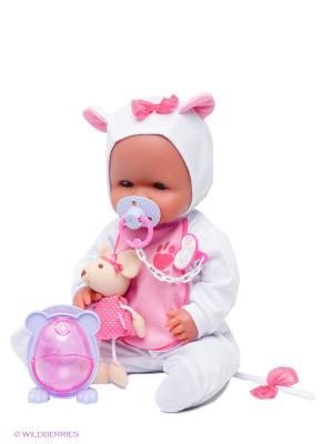 Кукла Nenuco Famosa. Цвет: коричневый