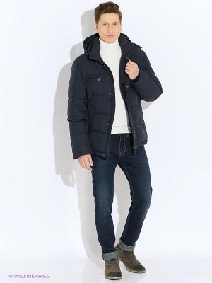 Куртка VIVACANA. Цвет: синий