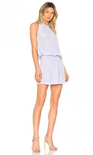 Платье paris RAMY BROOK. Цвет: бледно-лиловый