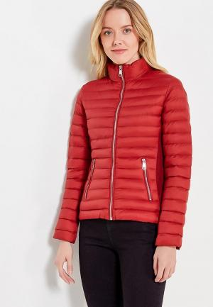 Куртка утепленная Softy. Цвет: бордовый