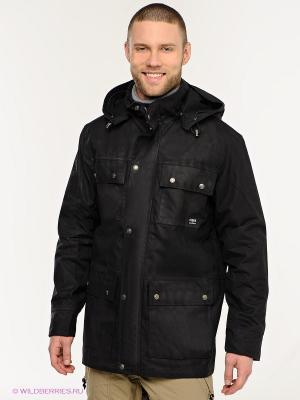 Куртка Globe. Цвет: черный