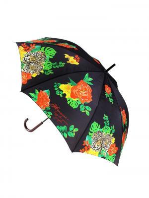 Зонт Bizon. Цвет: зеленый