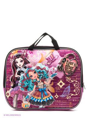 Папка-сумка  Ever After High Centrum. Цвет: фиолетовый
