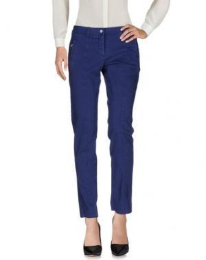 Повседневные брюки ALLEGRI A-TECH. Цвет: синий