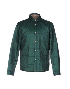 Куртка MAURO GRIFONI. Цвет: зеленый