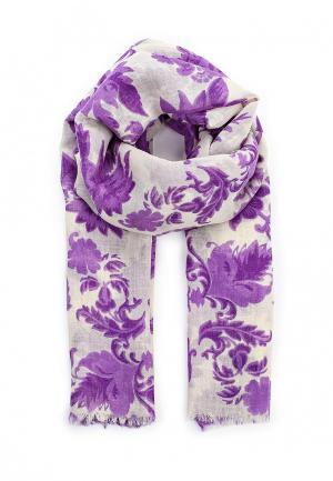 Палантин Venera. Цвет: фиолетовый