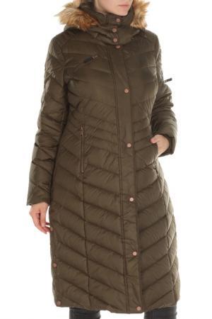 Пальто MARC NEW YORK. Цвет: dark olive
