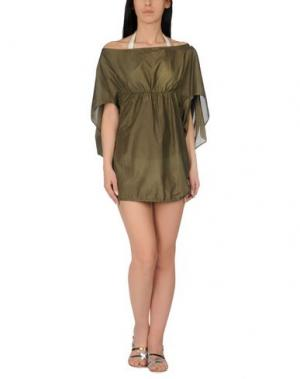 Пляжное платье ALVIERO MARTINI 1a CLASSE BEACHSTYLE. Цвет: зеленый-милитари