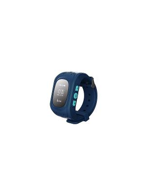 Gps часы к911 Кнопка Жизни. Цвет: темно-синий
