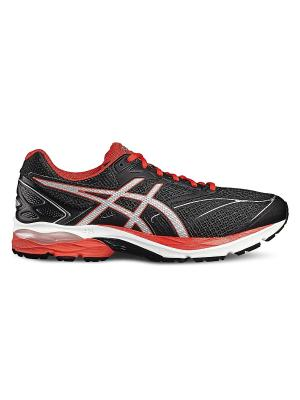 Спортивная обувь GEL-PULSE 8 ASICS. Цвет: черный, красный, серебристый
