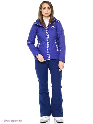 Куртка Stayer. Цвет: фиолетовый