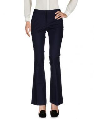 Повседневные брюки SPACE STYLE CONCEPT. Цвет: темно-синий