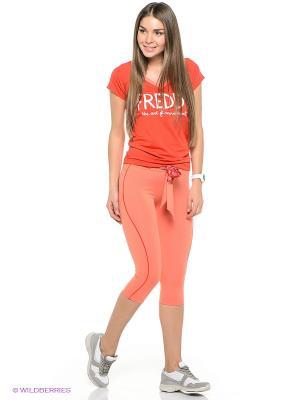 Комплект одежды Freddy. Цвет: светло-оранжевый, красный
