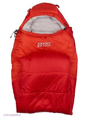Спальный мешок Ямал -30 V2 Nova tour. Цвет: красный