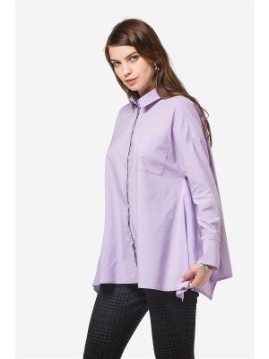Блузка HELMIDGE. Цвет: сиреневый