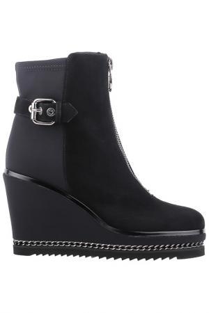 Ботинки Loriblu. Цвет: черный