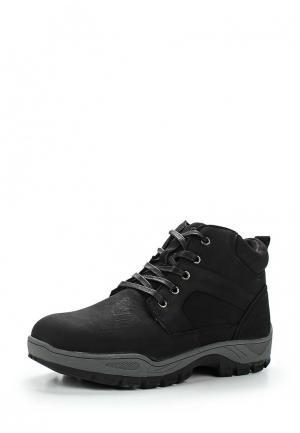 Ботинки Tesoro. Цвет: черный
