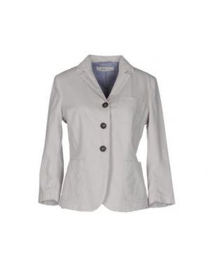 Пиджак TRUE TRADITION. Цвет: светло-серый