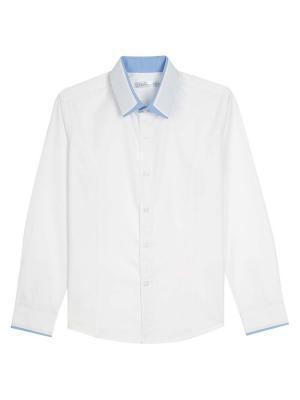 Рубашки Vitacci. Цвет: белый
