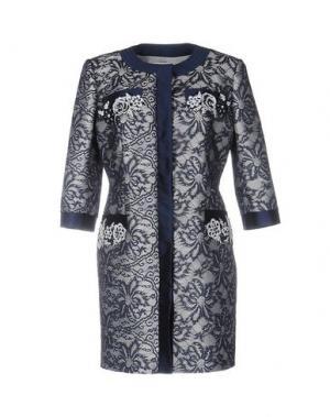 Легкое пальто CAILAN'D. Цвет: темно-синий