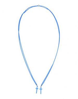 Ожерелье DSQUARED2. Цвет: лазурный